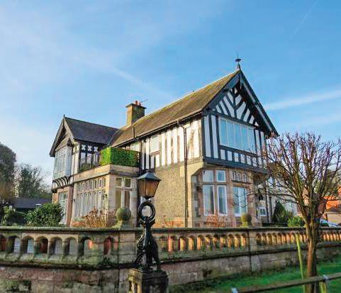 2 Manor House, Manor Park Drive, Great Sutton, Ellesmere Port, CH662EW