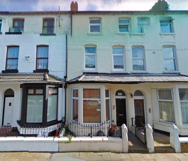 Flat 4, 8 Balmoral Terrace, Fleetwood, FY76HG