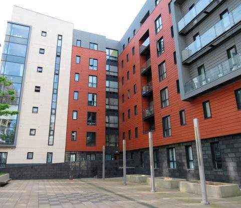 Apartment 302, 14 Plaza Boulevard, Liverpool, L8 5RS