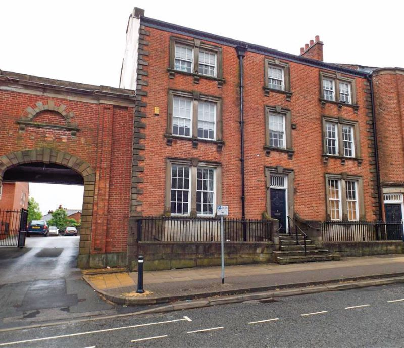 Apartment 1, 136 Standishgate, Wigan, WN1 1ER