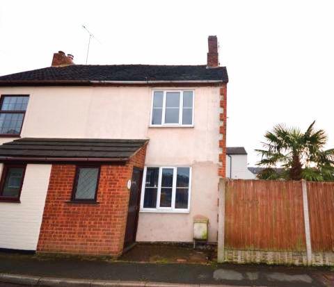 3 Cross Street, Castle Gresley, Swadlincote, Derbyshire, DE119HY