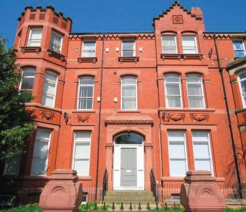 Apartment 3, 31 Princes Avenue, Princes Park, Liverpool, L82UP