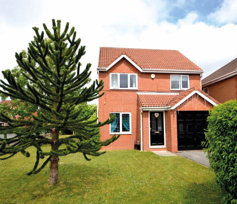 1 Wardham Close, Westhoughton, Bolton, BL52GJ