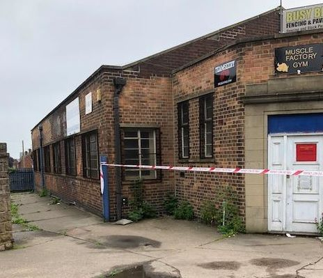 Tag Building, Watnall Road, Hucknall, Nottingham, NG156ES