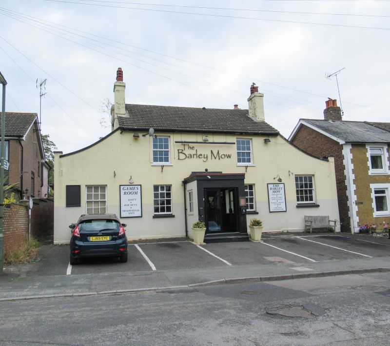 The Barley Mow, 3 Eastnor Road, Reigate, Surrey, RH2 8NE