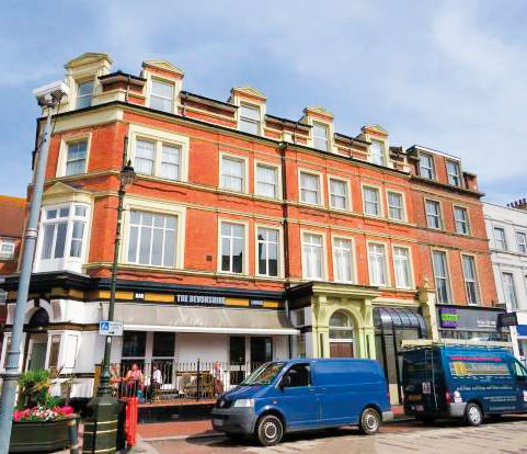 Flat 8 Devonshire House, Devonshire Road, Bexhill-on-Sea, TN401AH