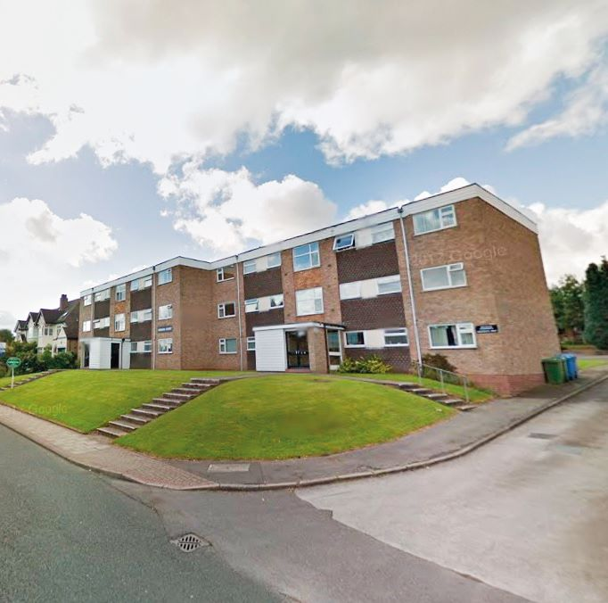 Flats 1-12 Hermes Court, Clarence Road, Sutton Coldfield, B744AR