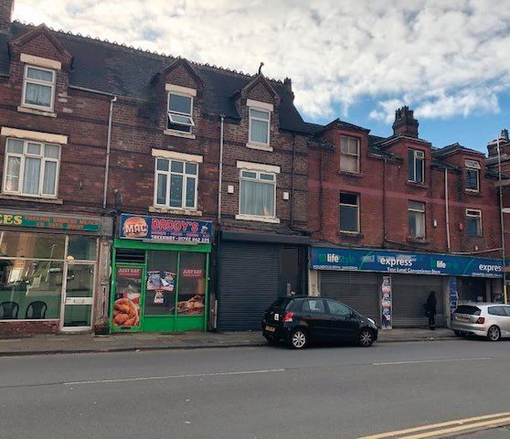 159 Newcastle Street, Stoke-on-Trent, Staffordshire, ST6 3QJ