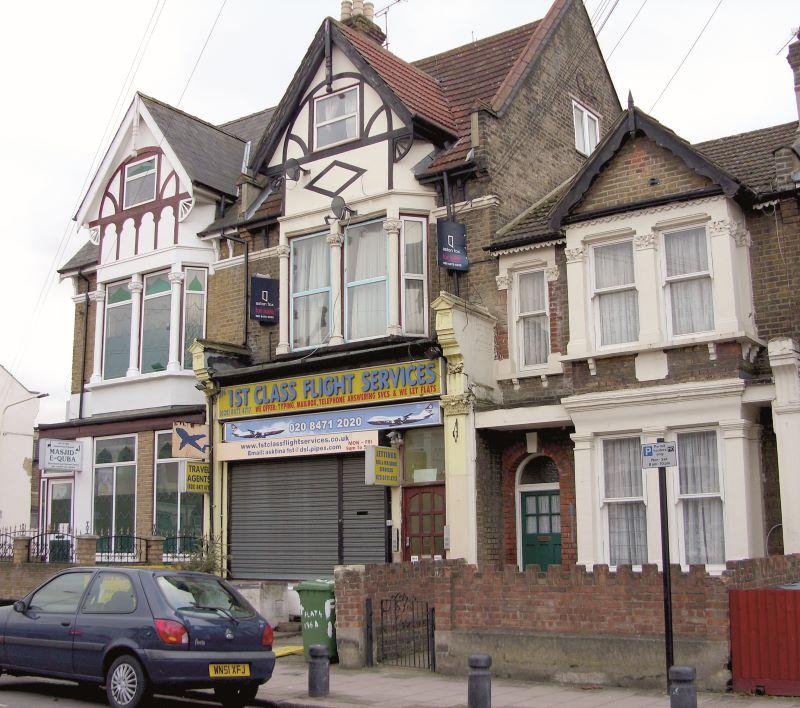 196 Shrewsbury Road, London, E78QJ