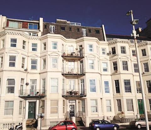 Flat 6, 17-18 Eversfield Place, St. Leonards-on-Sea, East Sussex, TN37 6BY