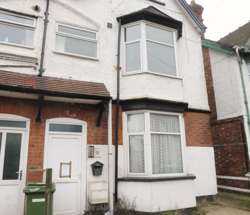 Flat 1, 91 Drummond Road, Skegness, Lincolnshire, PE25 3EH