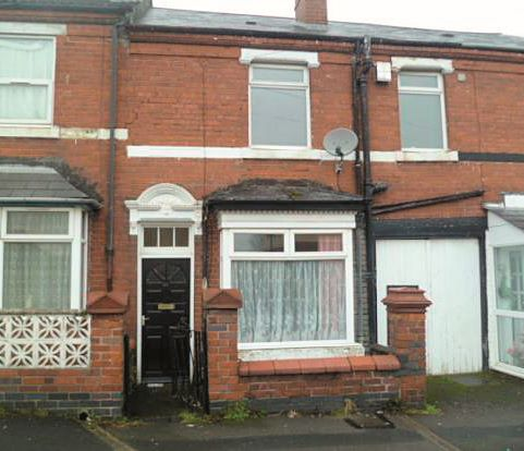 38 Brettell Street, Dudley, West Midlands, DY2 8XH