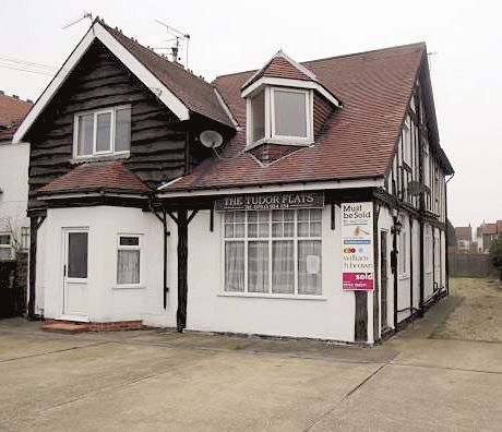 Flat 7, 17 Sea View Road, Skegness, Lincolnshire, PE251BW