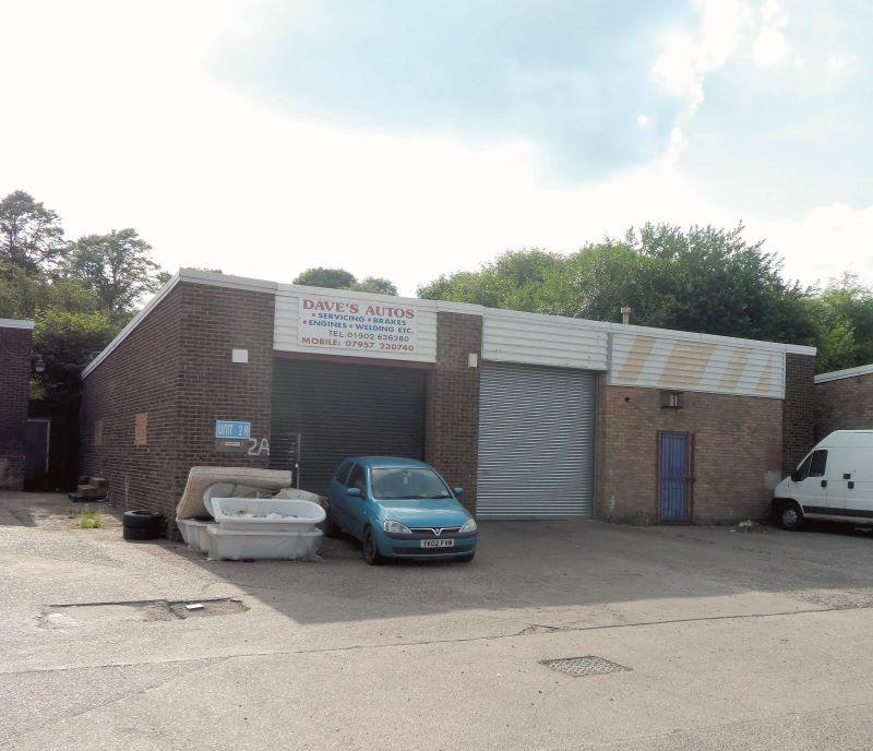 Unit 2A Newhall Street, Willenhall, WV13 1NX