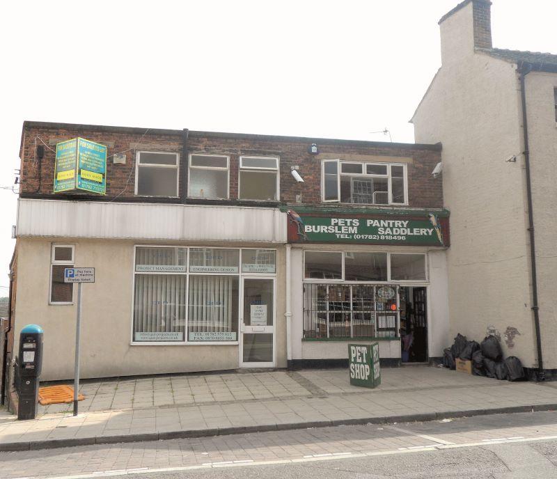 8 Nile Street, Stoke-on-Trent, Staffordshire, ST62AF