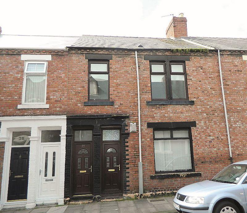34 Eglesfield Road, South Shields, Tyne and Wear, NE335PS