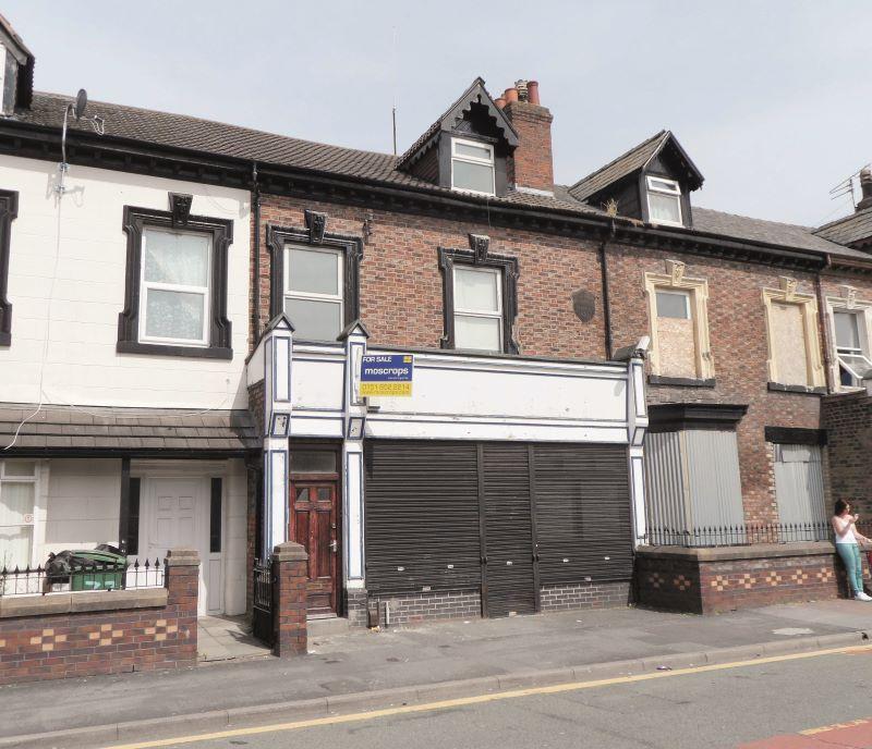 79A Grove Road, Birkenhead, Merseyside, CH423XT
