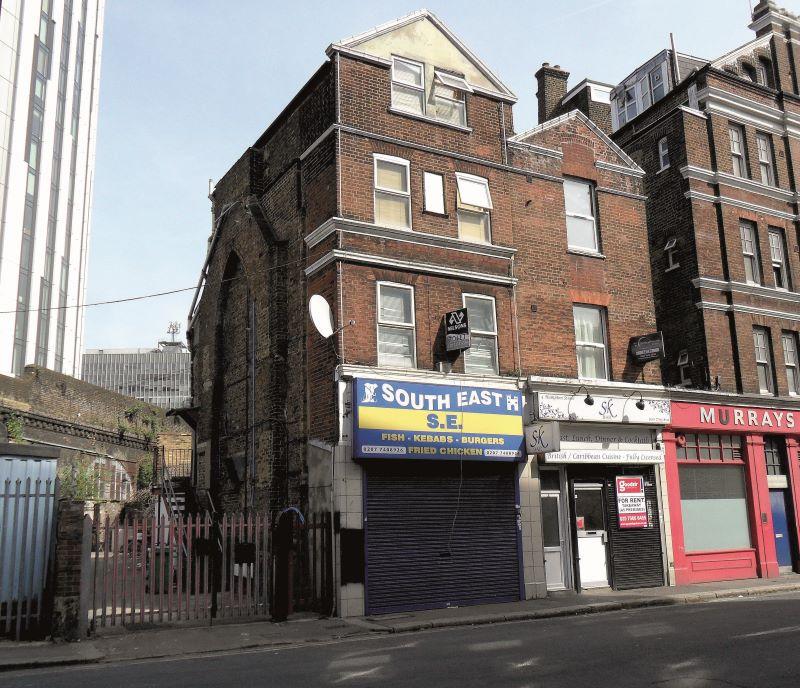 6 Hampton Street, London, SE16SN
