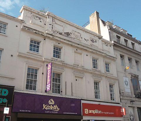 Apartment 10, 70A Bold Street, Liverpool, Merseyside, L14HR