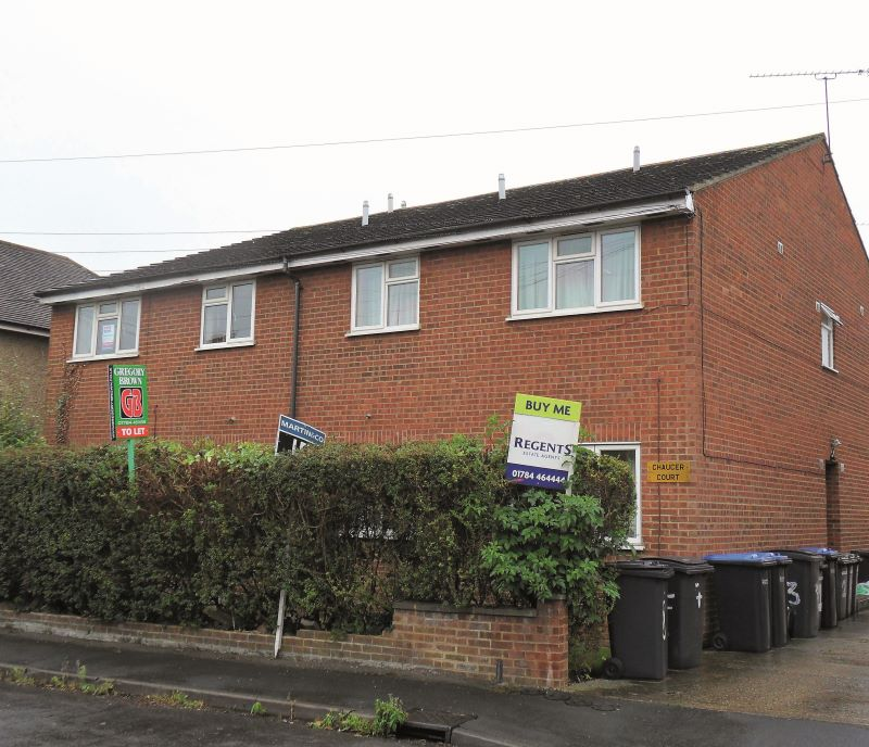 6 Chaucer Court, 75 Wendover Road, Staines-upon-Thames, TW183DW