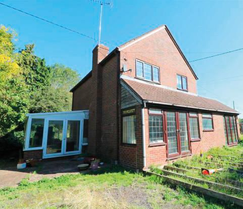 The Willows, Four Oaks, Newent, Gloucestershire, GL18 1LU