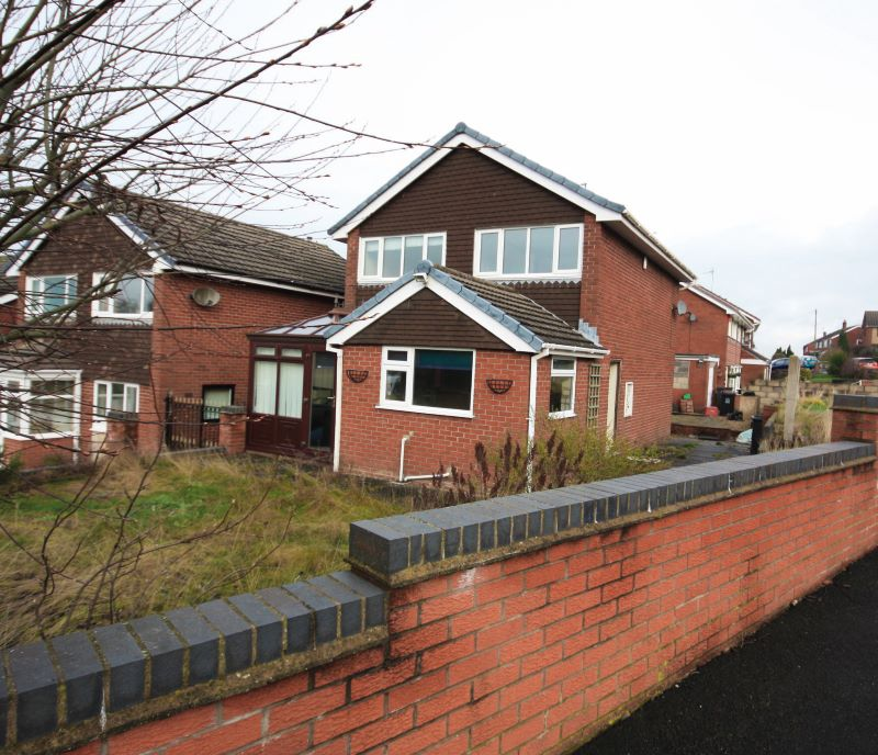 126 Chatterley Drive, Kidsgrove, Stoke-on-Trent, Staffordshire, ST7 4LL