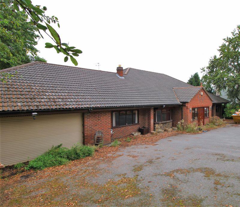 Copton Ash, 18 Billa Barra Lane, Markfield, Leicestershire, LE679PD