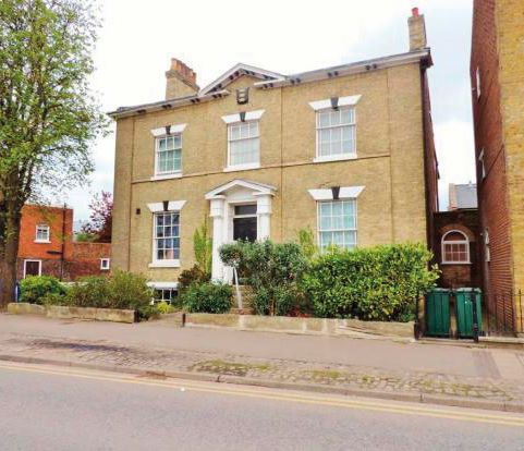 Flat 2 Principal House, 1 South End, Boston, Lincolnshire, PE21 6JX