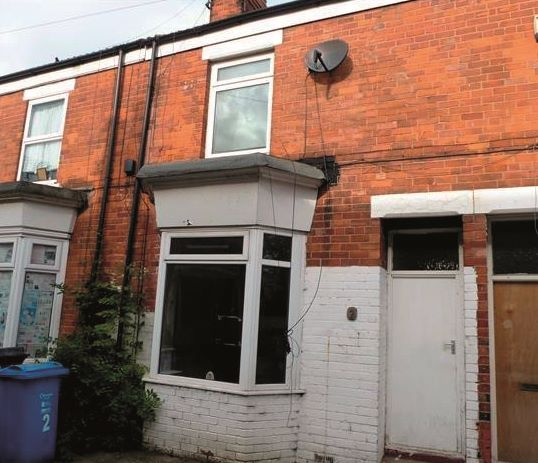 2 Beech Grove, Wellsted Street, Hull, East Yorkshire, HU3 3AW