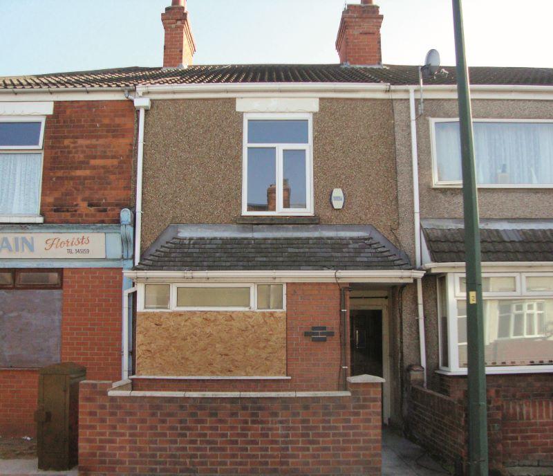 3A Ladysmith Road, Grimsby, Lincolnshire, DN329EF