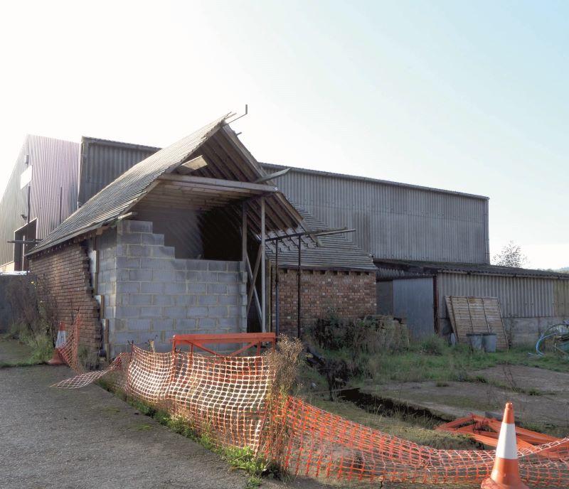 Lines Farm Barn, Lines Farm, Parrock Lane, Colemans Hatch, Hartfield, TN74HT