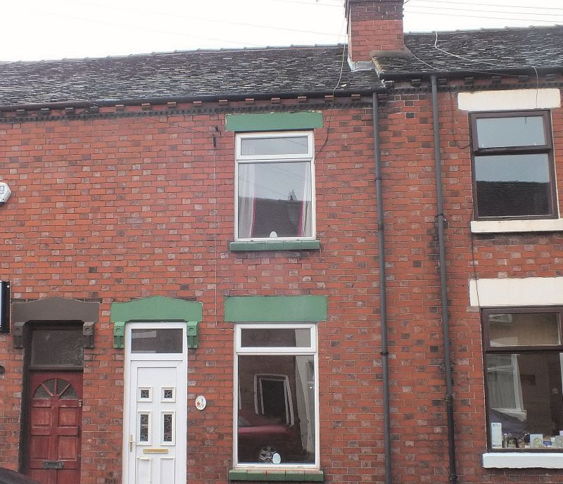 39 Newfield Street, Stoke-on-Trent, Staffordshire, ST6 5HD
