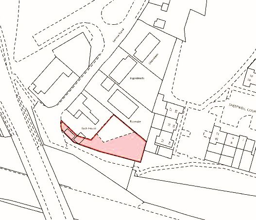 Land south of Bush House, Mossey Green, Ketley Bank, Telford, TF2 0DL
