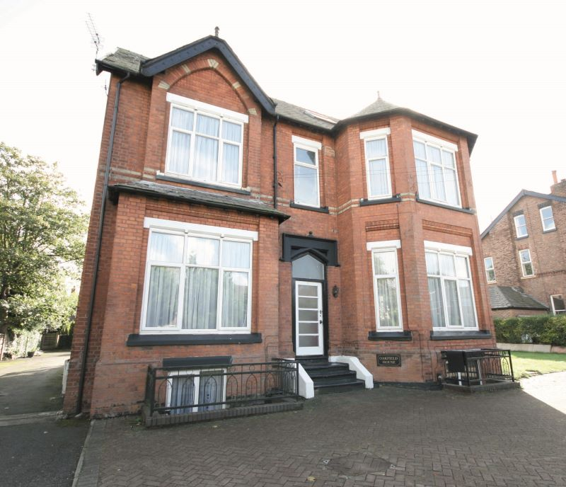 Flat 4, 13 Queens Road, Sale, Cheshire, M33 6QA