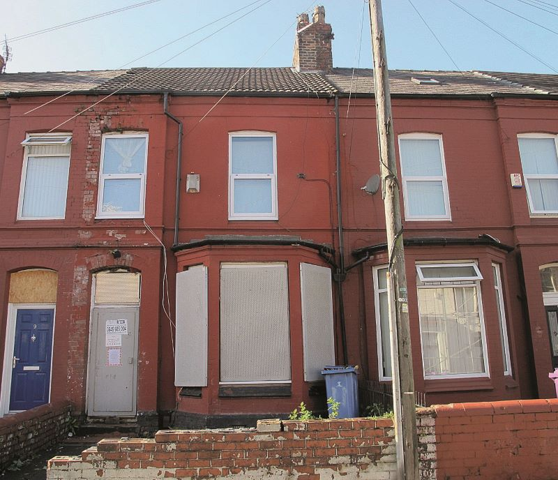 11 Windsor Road, Tuebrook, Liverpool, Merseyside, L13 8BA
