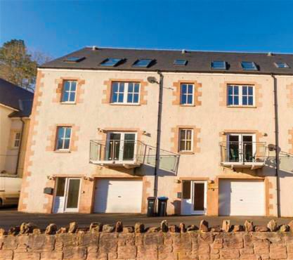 1 The Mews, Edington Mill, Chirnside, Duns, Berwickshire, TD11 3LE