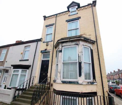 Flat 2, 232 Haughton Road, Darlington, Co Durham, DL1 2JX