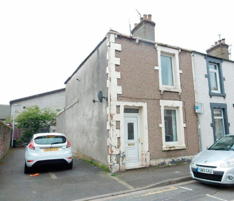 7 Victoria Road, Workington, Cumbria, CA14 2QT