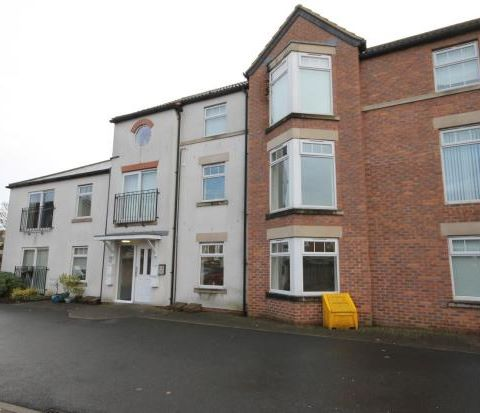 Flat 9 Gate House, Goosecroft Lane, Northallerton, North Yorkshire, DL6 1EH