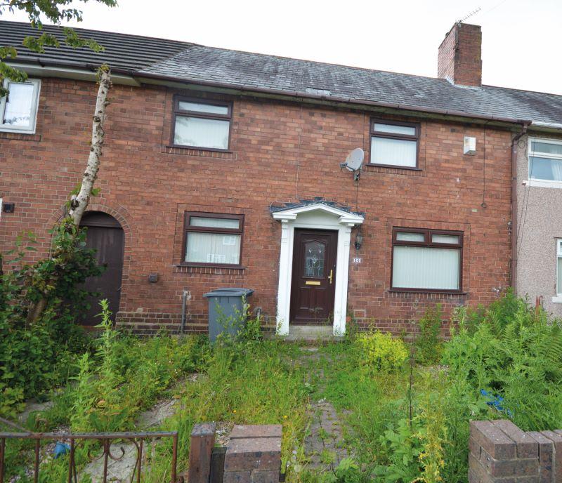 36 Ashfield Road, Bromborough, Wirral, Merseyside, CH627EQ