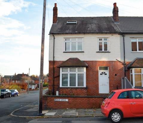 Flat 1, 1 Manor Grove, Chapel Allerton, Leeds, West Yorkshire, LS73LS