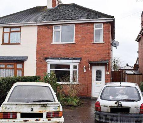 15 Westfield Road, Swadlincote, Derbyshire, DE110BG