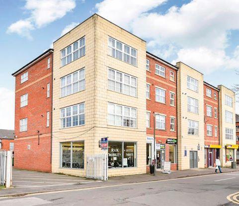 Flat 3 Taylors Mill, Crossley Street, Ripley, Derbyshire, DE53EE