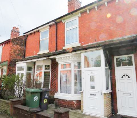 61 Victoria Street, Willenhall, West Midlands, WV131DR