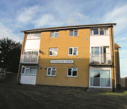 Flat 3 Feversham Court, Illustrious Crescent, Ilchester, Yeovil, BA22 8JX