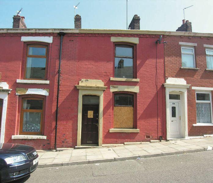 103 Infirmary Street, Blackburn, Lancashire, BB23SF