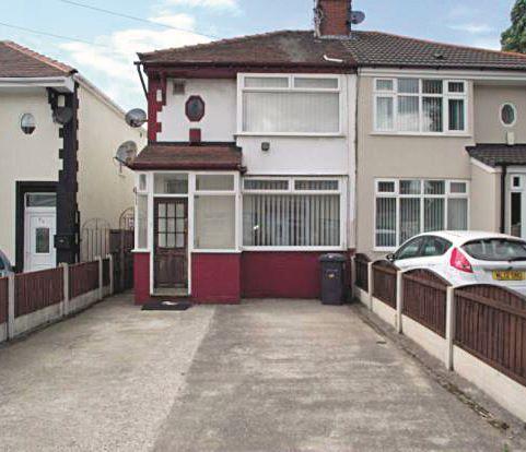 27 Ranelagh Avenue, Liverpool, L212PR