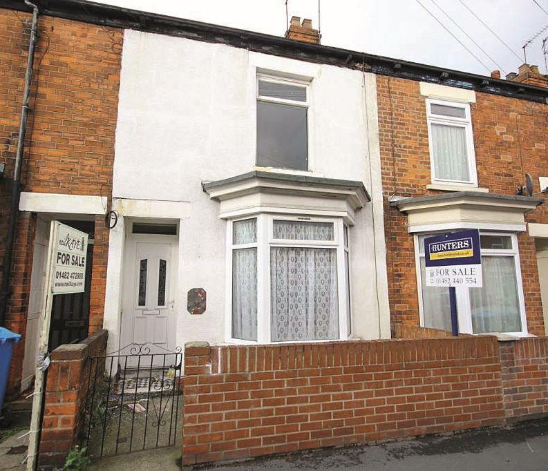 26 Edgecumbe Street, Hull, HU52EU