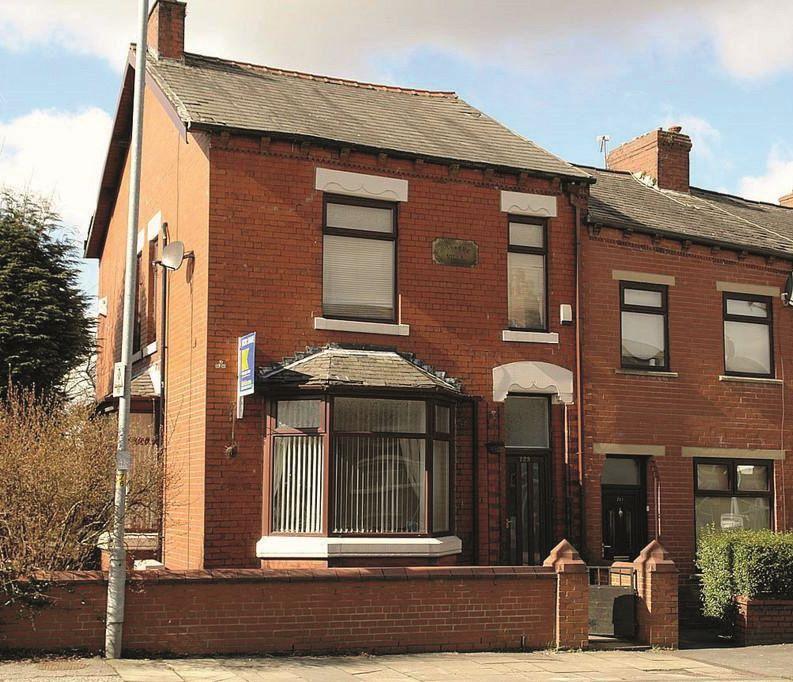 729 Rochdale Road, Royton, Oldham, Lancashire, OL25UW