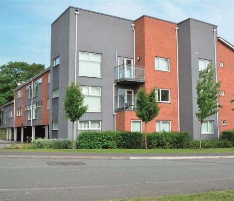 Apartment 14 Gawer Court, Gawer Park, Chester, CH1 4EA